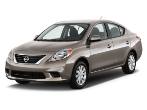 Nissan Versa 1.6 S Sedan