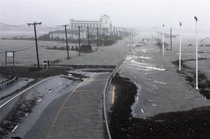 Transportation infrastructure - Hurricane Sandy