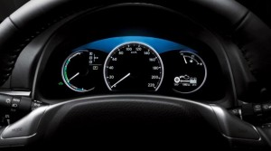 hybrid car speed